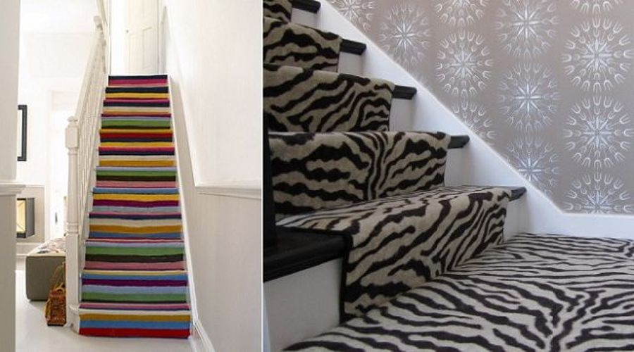 Decoracion de escaleras 3dinteriores - Como decorar una escalera interior ...