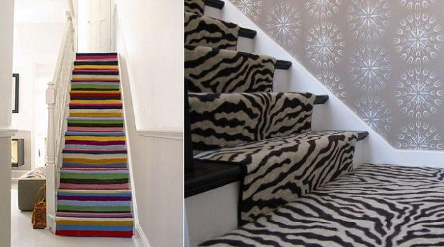 Tapiz de escalera