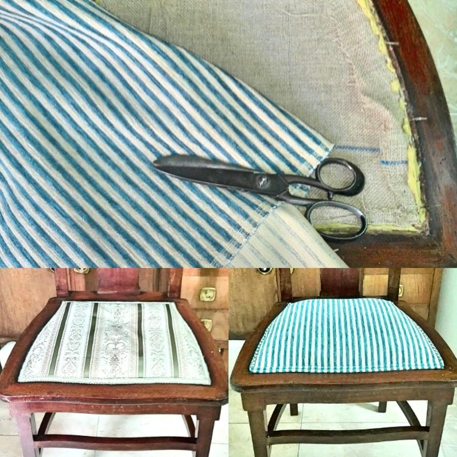 Tapizado de asientos de sillas madrid ideas muebles - Tapizado de silla ...