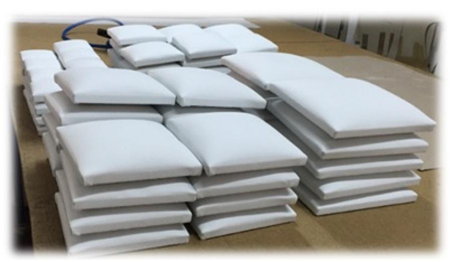 Un cabecero de dise o ideas tapiceros - Como tapizar un cabecero de cama ...