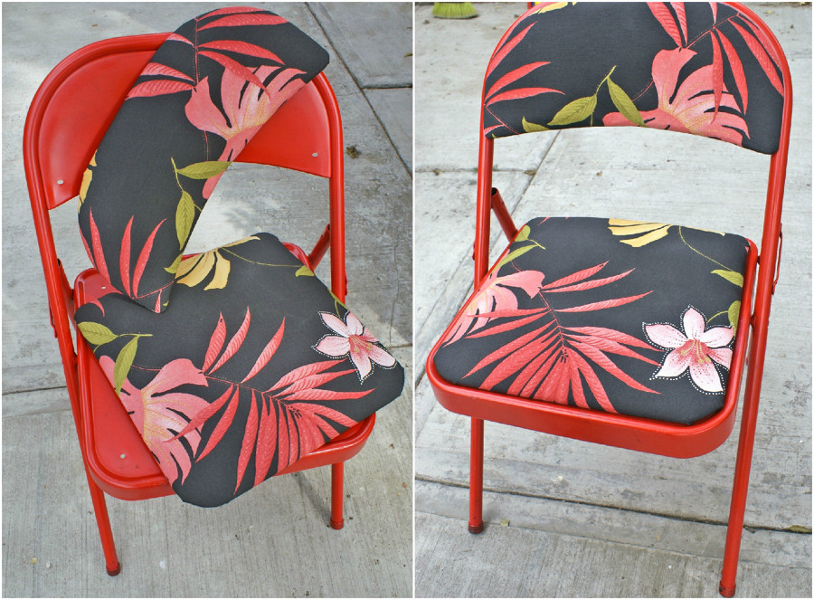 Sentarse es un placer taburetes pufs sillas y - Tapizar una silla ...