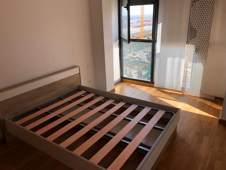 Tarima dormitorio