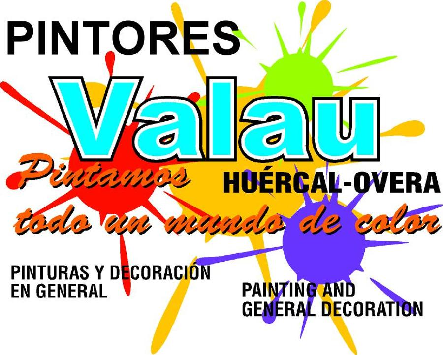 Foto tarjeta de presentaci n de pintores valau 933259 - Pintores en ourense ...