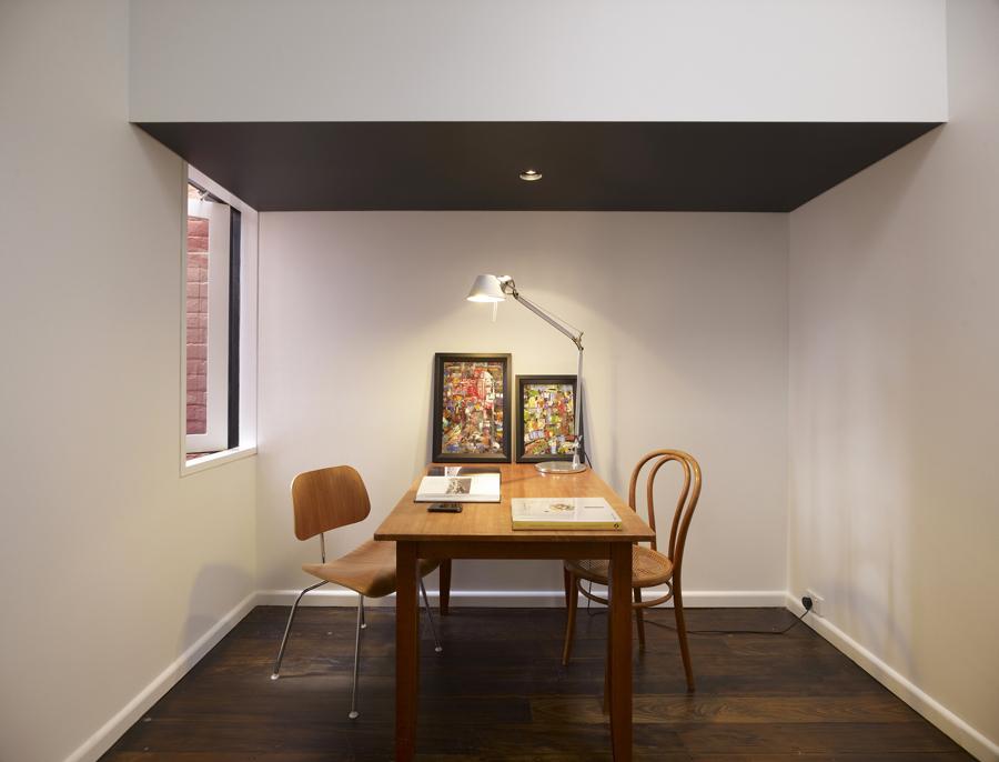 C mo disimular los techos bajos ideas decoradores - Iluminacion para techos bajos ...