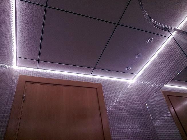Foto techo con iluminacion led de reus led 2010 368971 - Iluminacion de techo ...