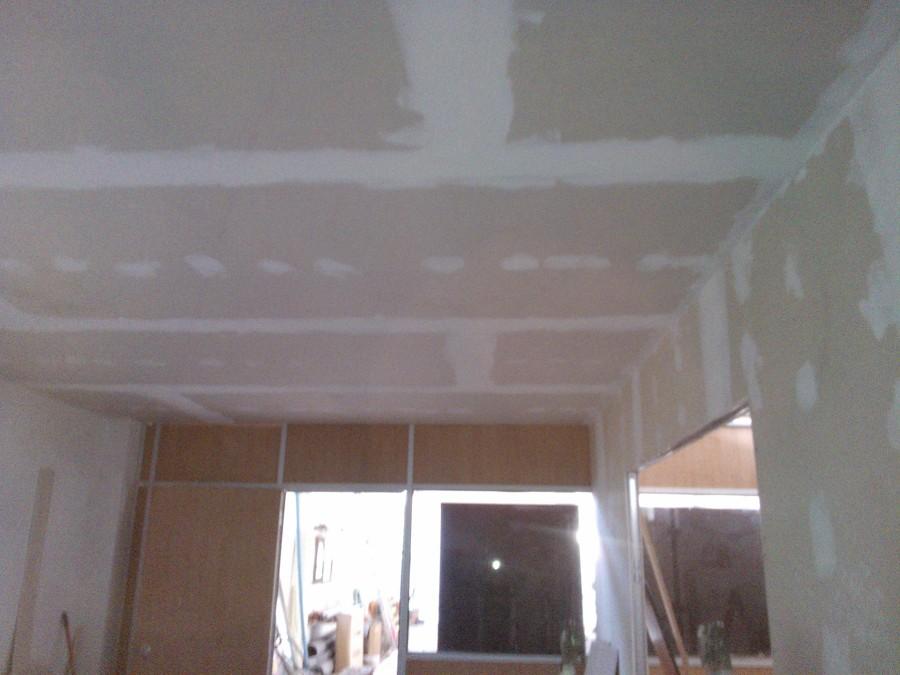 Techo de pladur para oficinas nave industrial ideas - Plancha de pladur ...