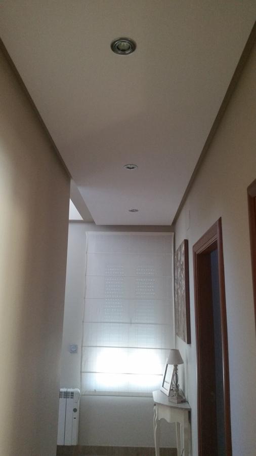 Foto techo decorativo con foseados en pasillos de picado - Falso techo decorativo ...