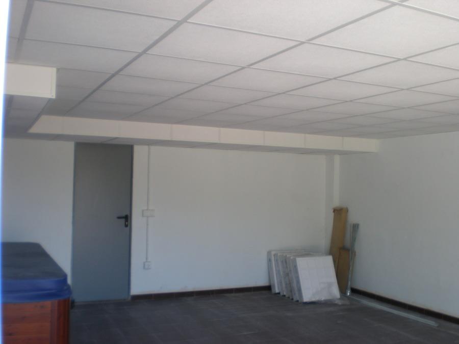 Montaje de techo desmontable montaje techo with montaje - Falso techo decorativo ...