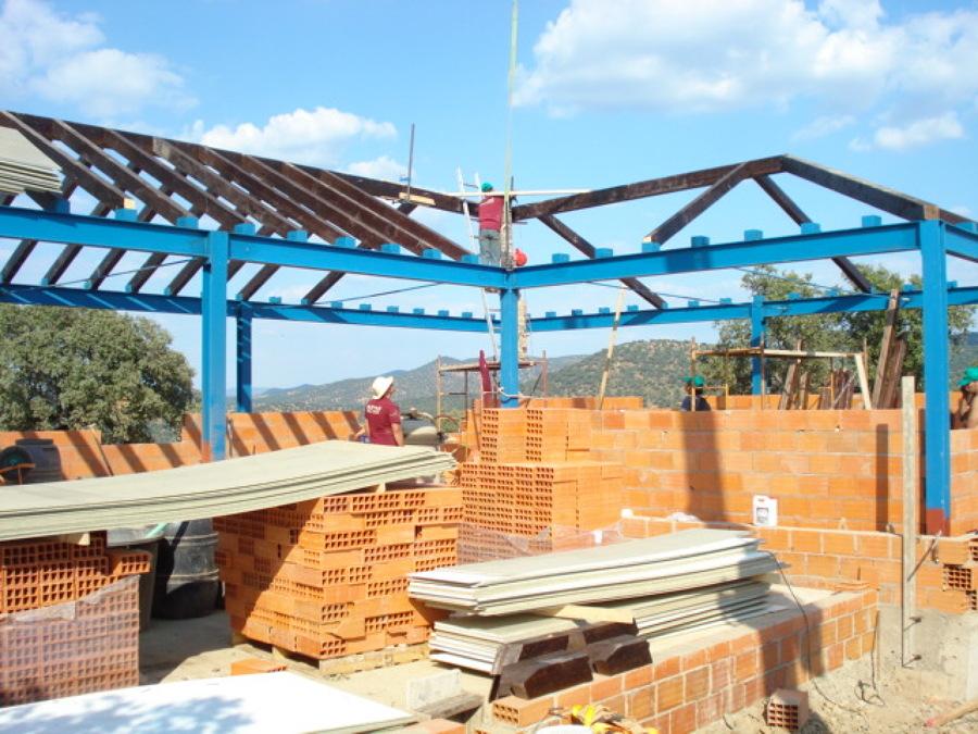 Techo en madera en portugal ideas construcci n casas - Casas madera portugal ...