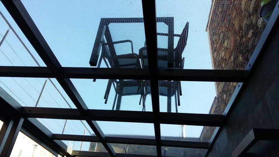 Terraza transitable y cubieerta piscina ideas reformas for Cubrir suelo terraza