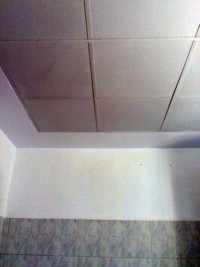 Foto techo registrable terminado de pladur s g - Falso techo registrable ...