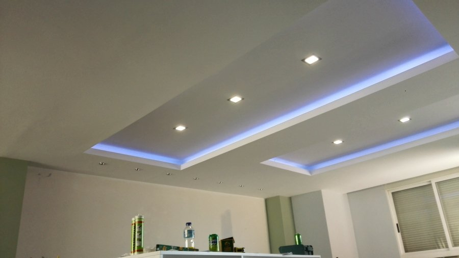 Techos luces led