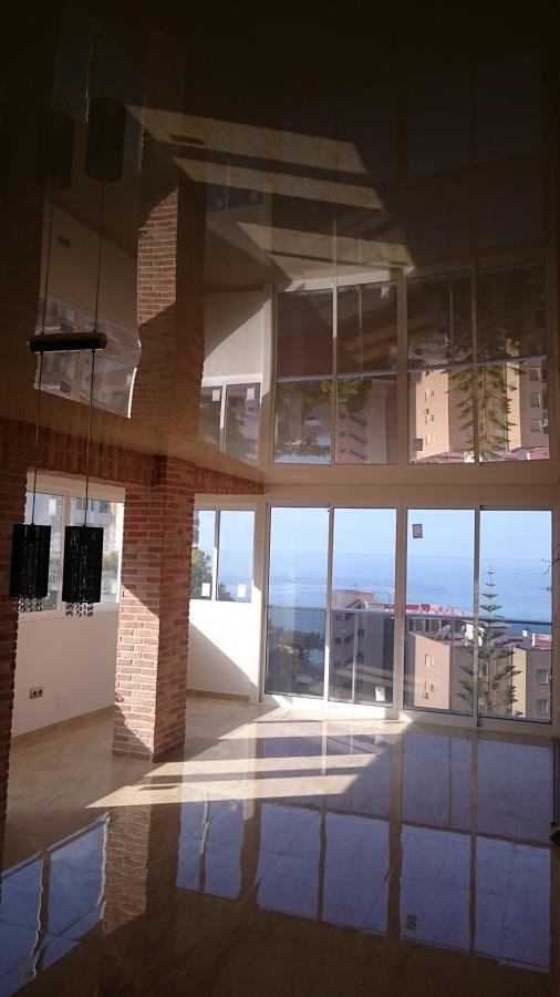 Foto techos tensados de decoraci n y pintura alejandro - Techos tensados barcelona ...