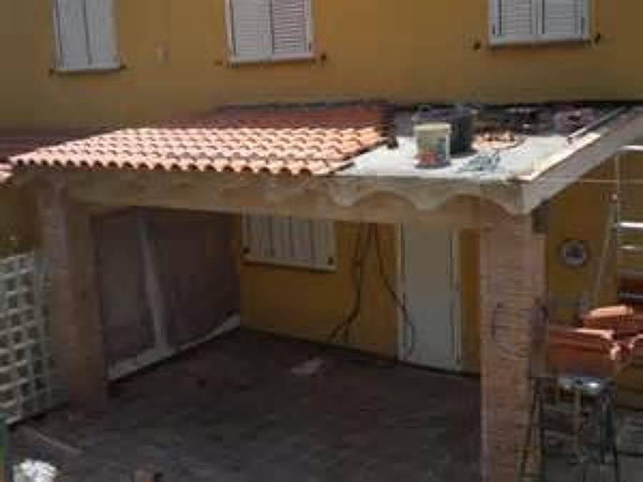 Trabajos varios ideas reformas viviendas for Tejados de madera rusticos