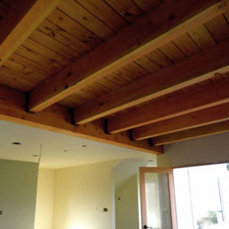 Tejadillos ideas reformas viviendas for Tejados de madera vista
