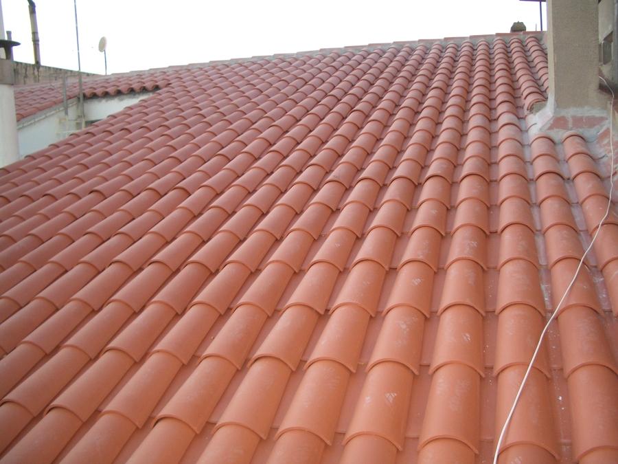 Reforma de tejado ideas tejados - Tipos de tejados ...