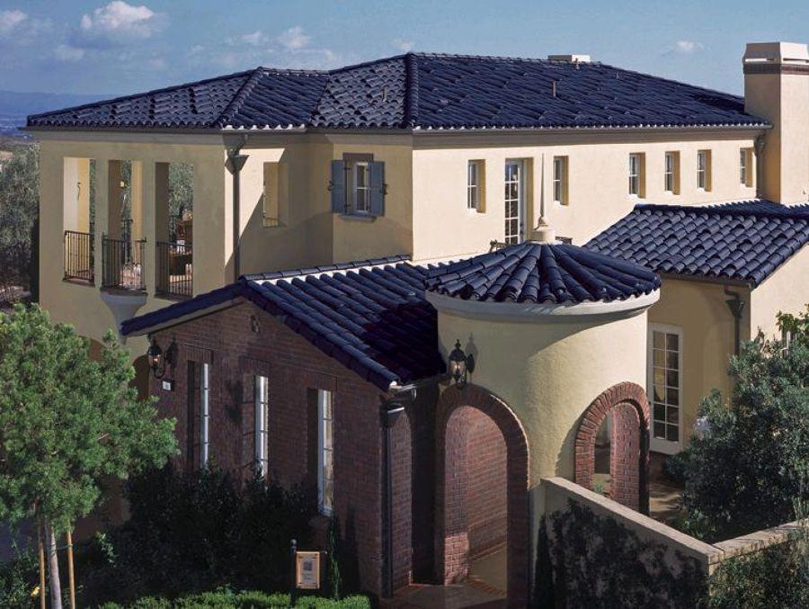 Sol power tile nuevas tejas solares para tejados ideas for Tejados sin tejas