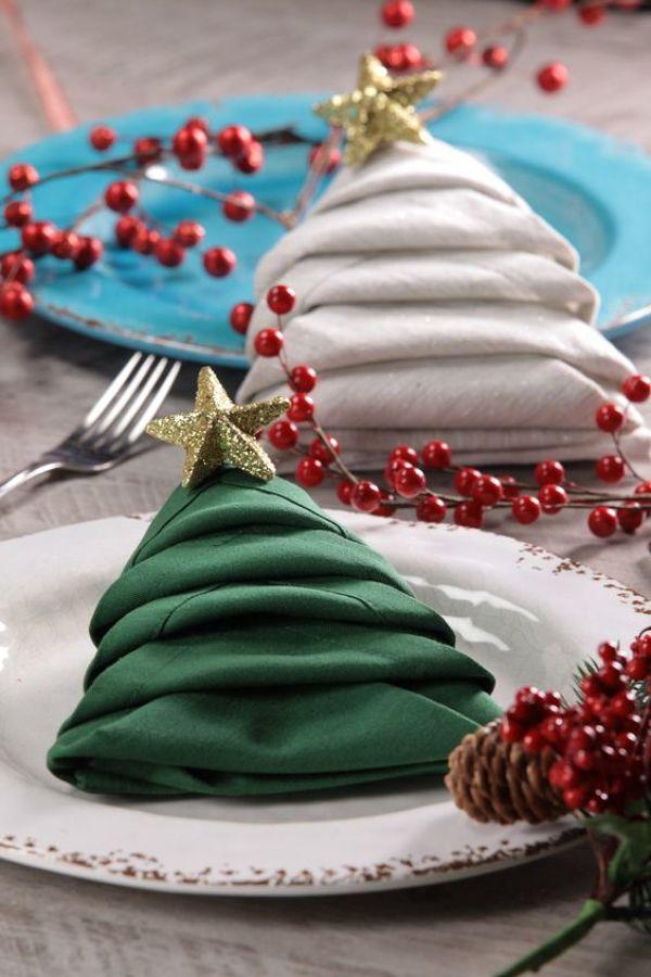 Tendencias Navidad Pinterest adornos reciclados