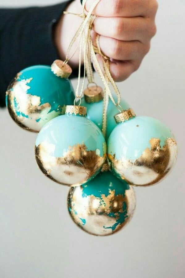 Tendencias Navidad Pinterest reciclaje adornos