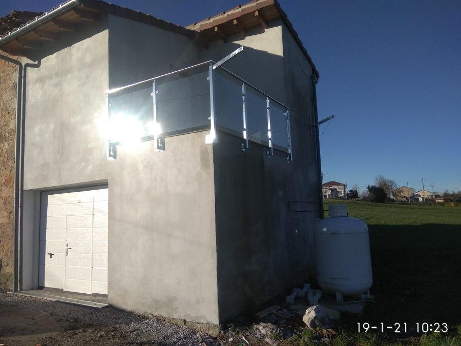 Terminacion de obra a falta de aplicacion de Pintura exterior