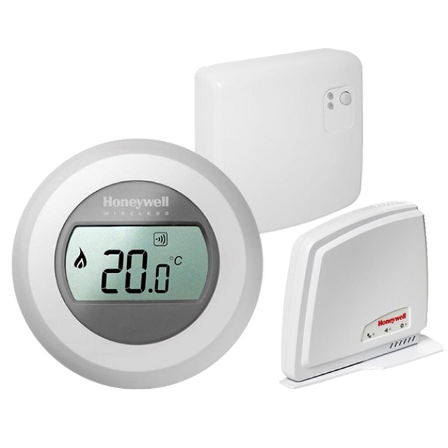 Foto termostato inal mbrico wifi honeywell de - Termostato digital inalambrico ...