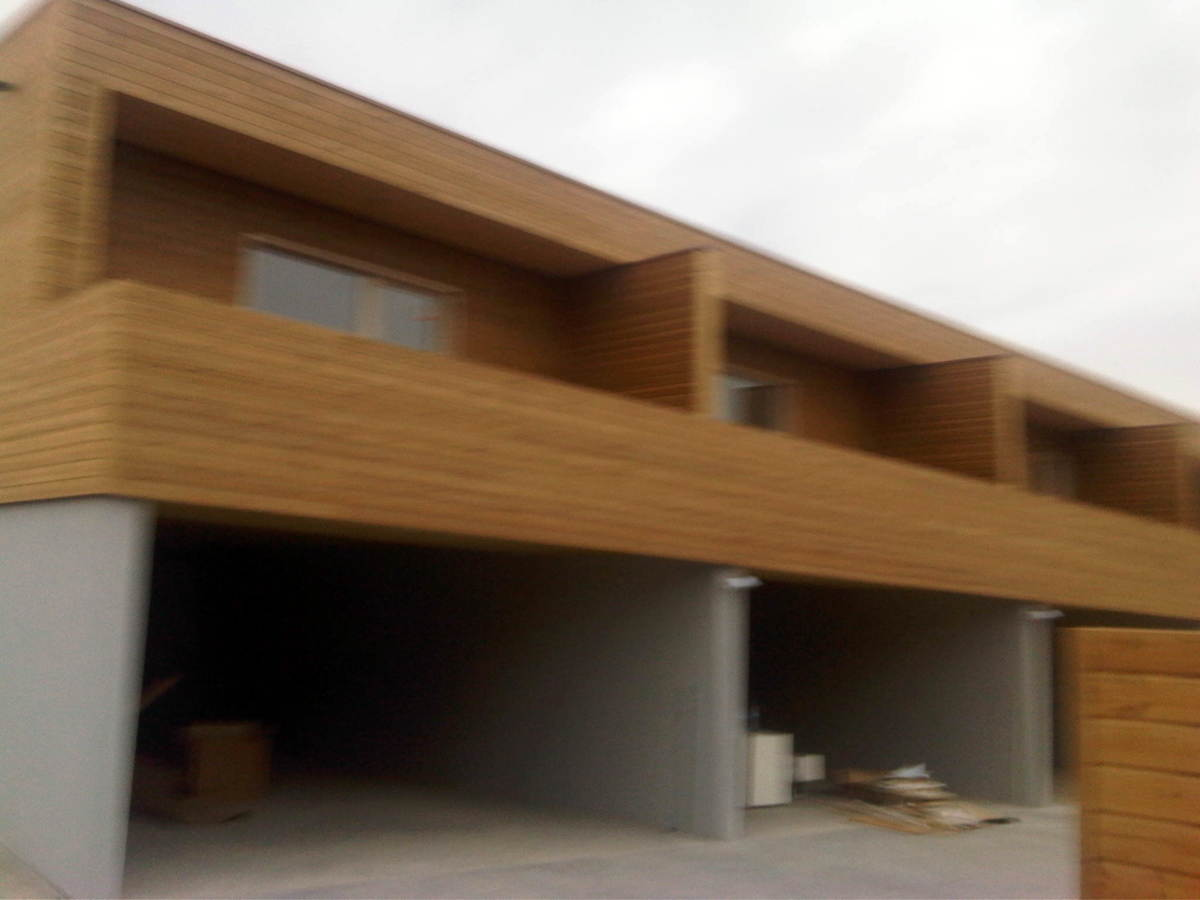 Terrases i garatges