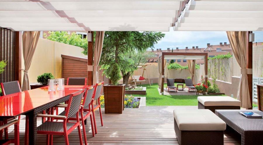 9 Reglas De Oro Para Disfrutar De Una Terraza Perfecta Ideas - Decoraciones-de-terrazas