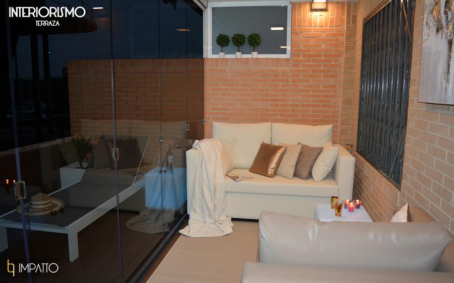 Interiorismo terraza en la patacona valencia ideas - Decoradores de interiores valencia ...