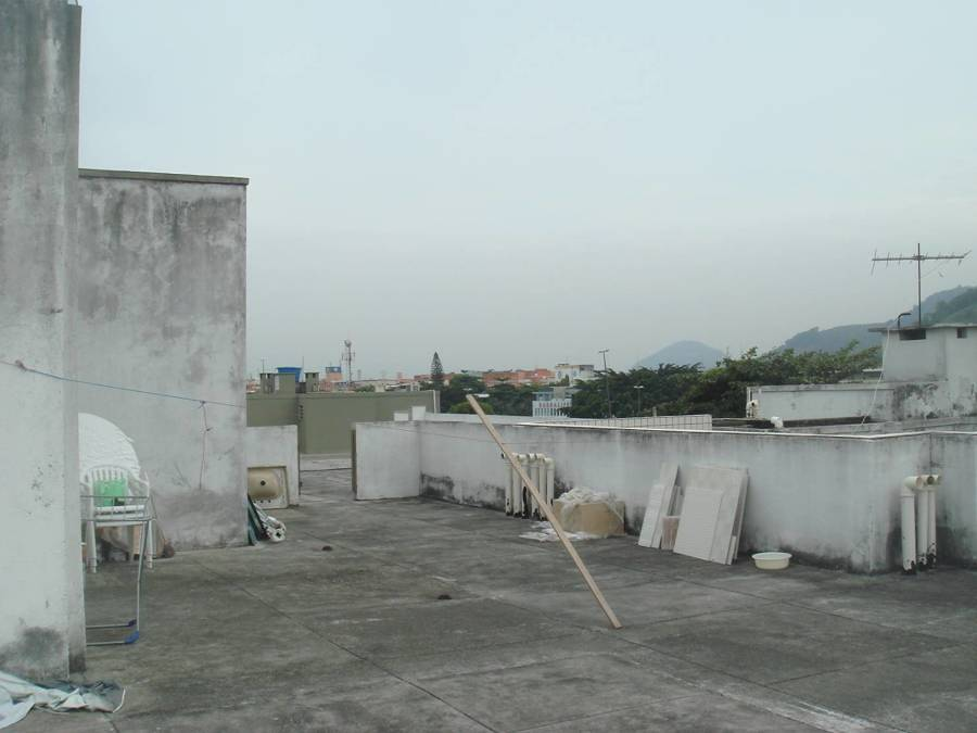 Cerrar la terraza 5 antes y despu s ideas reformas viviendas - Cerrar la terraza ...