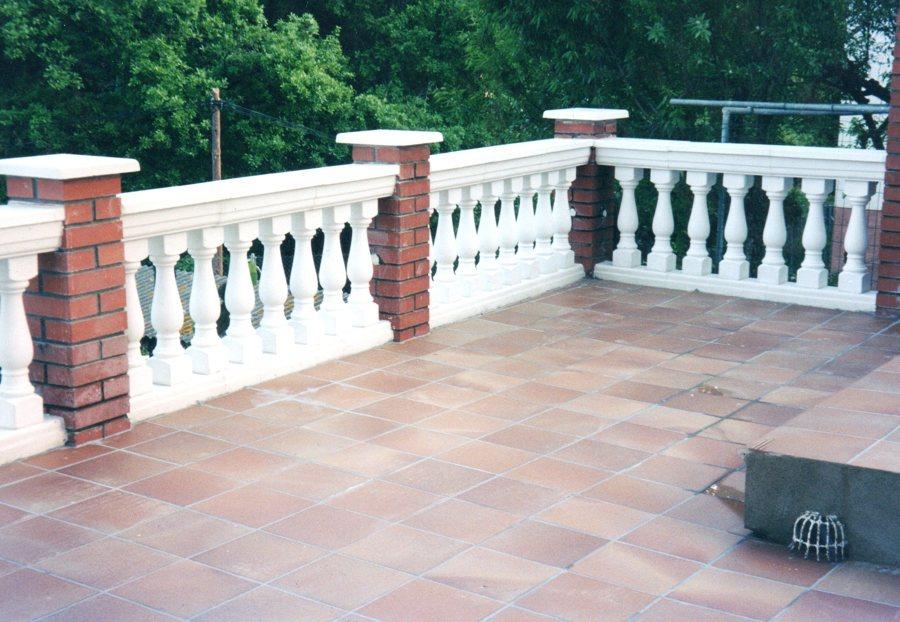terraza acabada