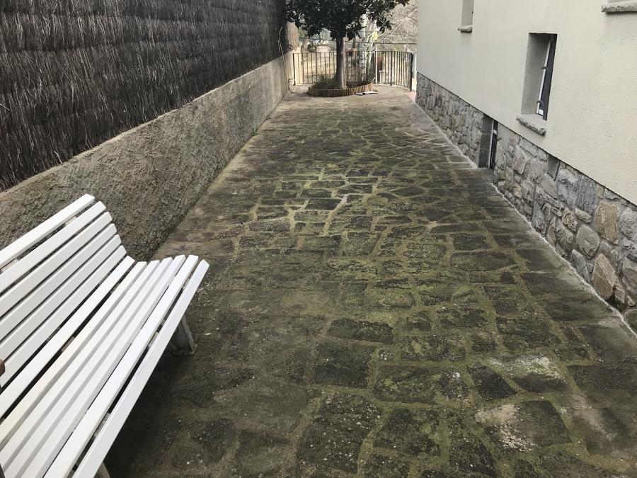 Terraza antigua