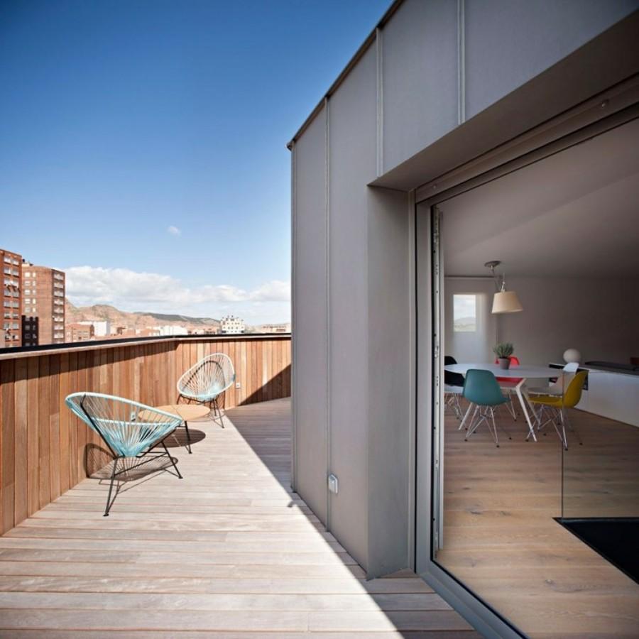 7 ideas de altura que aprendimos de terrazas en ticos for Ideas suelo terraza