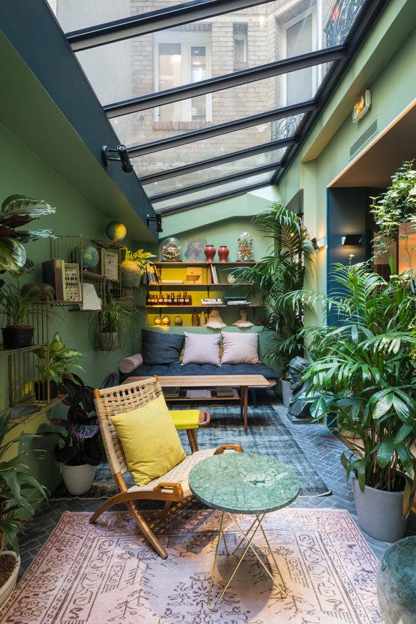 10 ideas geniales para cerrar tu balc n o terraza ideas - Ideas para cerrar una terraza ...