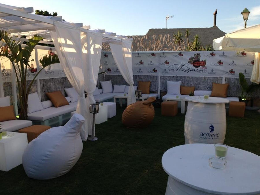 Terraza chill out ca os de meca ideas reformas locales - Chill out terraza ...