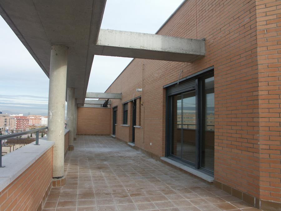 Edificio de viviendas en san sebastian de los reyes for Viviendas en san sebastian de los reyes