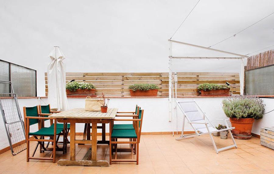 El asombroso antes y despu s de 5 terrazas ideas decoradores - Decoraciones de terrazas ...