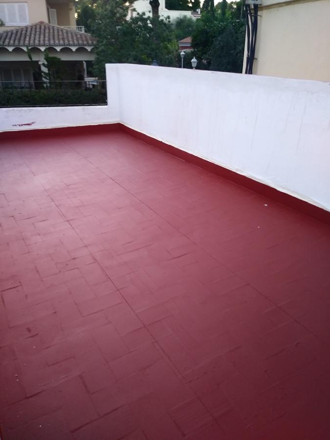 Terraza de dormitorio principal