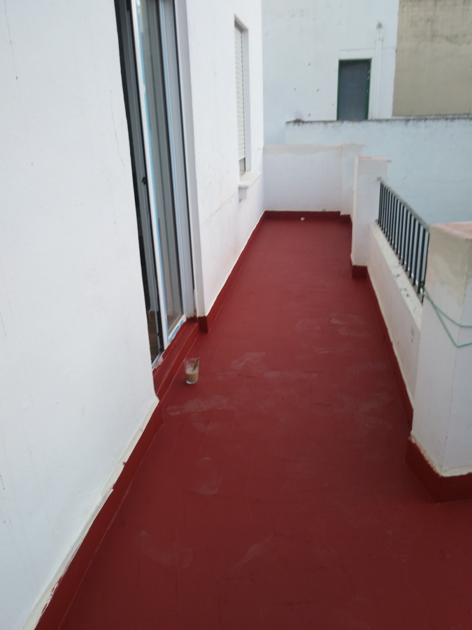 Terraza dormitorio