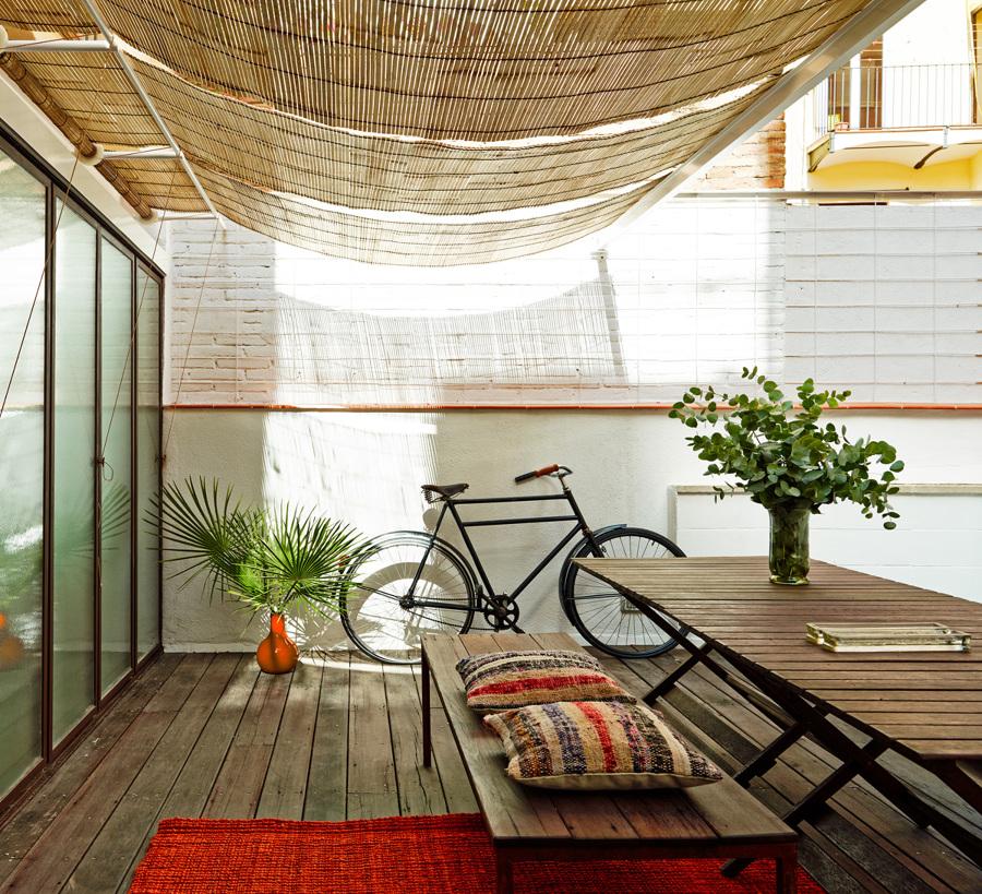 Patio de luz interior cool patio interior acristalado for Cristaleria benissa
