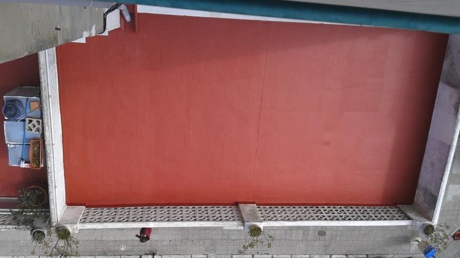 terraza lista