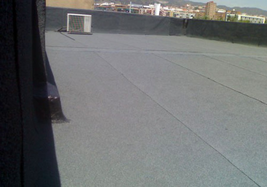 impermeabilizar terraza transitable proyectos tejados ForImpermeabilizar Terraza Transitable
