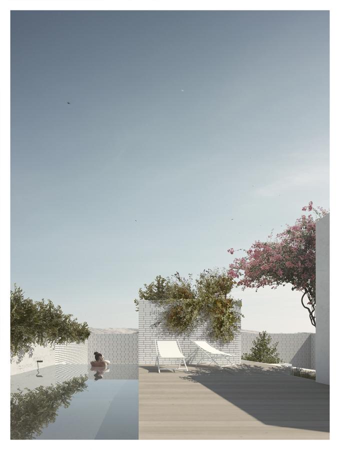 Terraza – Piscina