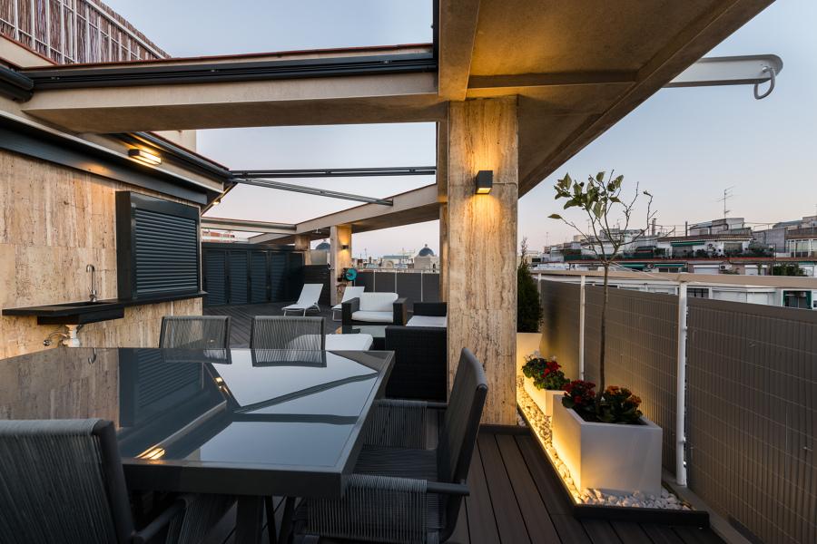 Terraza | Proyecto de reforma París