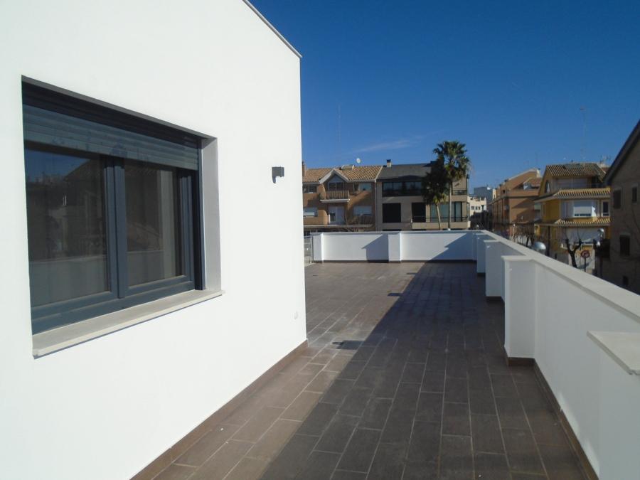 Terraza superior solarium