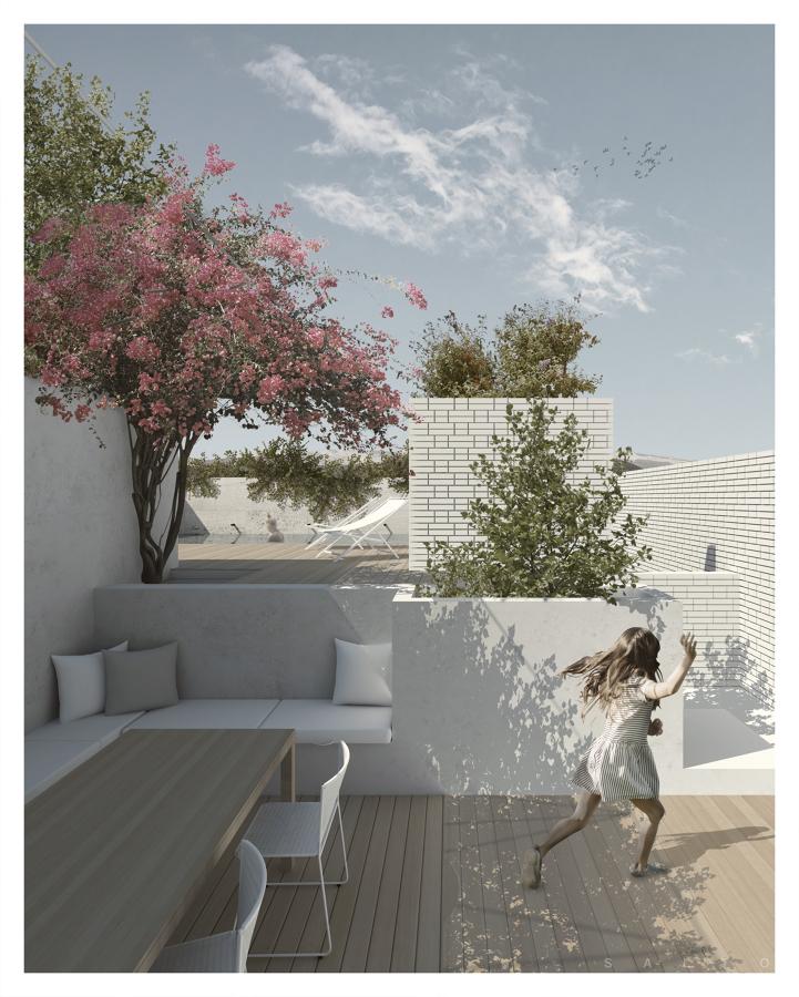 Terraza – Zona estancial