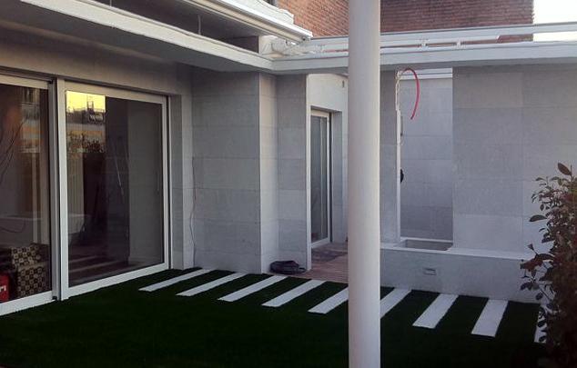 Reforma de terraza ideas reformas viviendas for Viviendas para terrazas