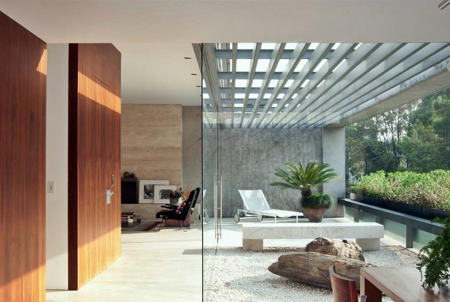 Terrazas en ticos un placer en las alturas ideas for Terrazas minimalistas fotos
