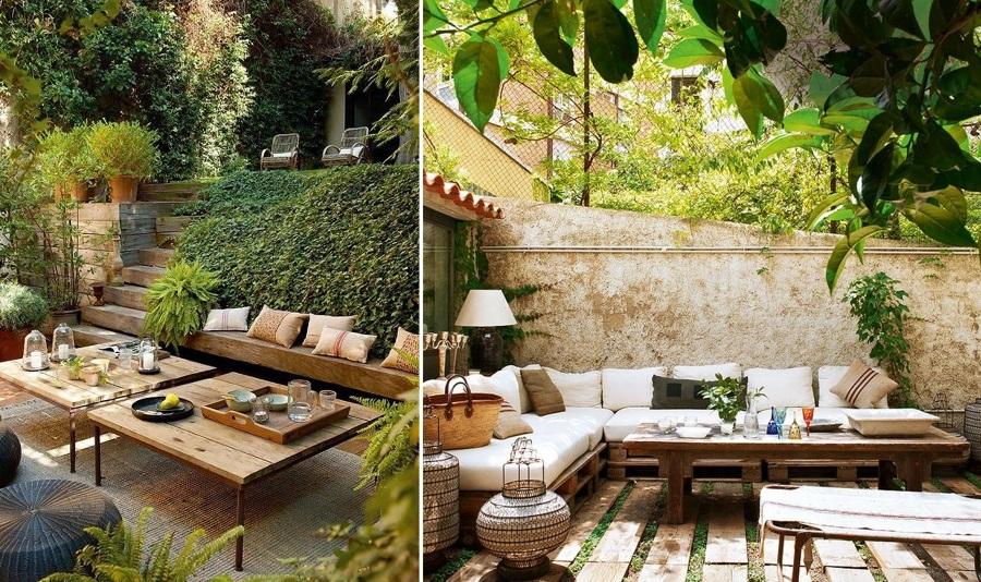 Foto terrazas ticos con plantas de miriam mart 841591 - Pisos con encanto madrid ...