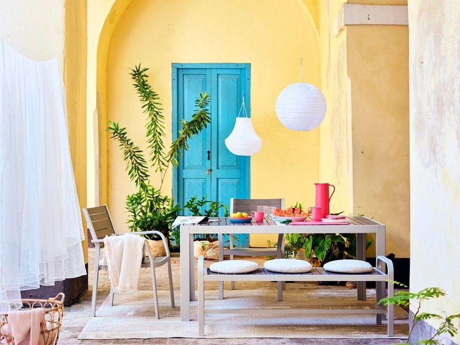 Terrazas y balcones nueva colección verano 2020 IKEA