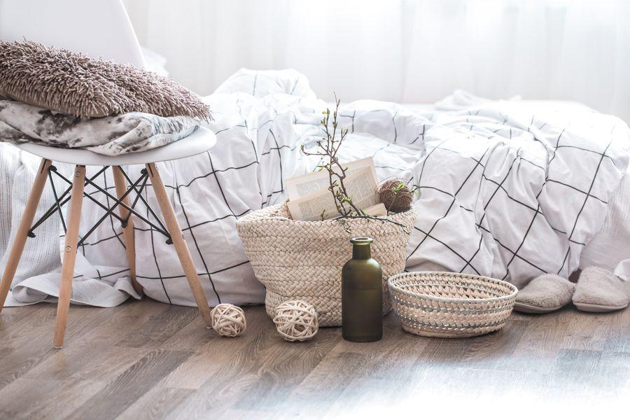 Textiles de estilo nórdico